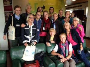 IARF Birmingham Ned. delegatie 2014